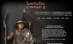 Samurai Dragon small